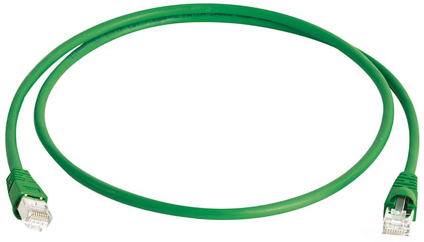 Patchkabel, grün