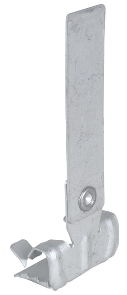 Trägerklammer, Haltelasche L=75 mm