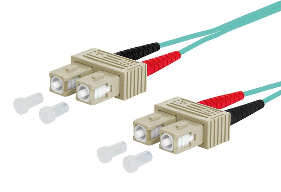Glasfaser - Anschlusstechnik