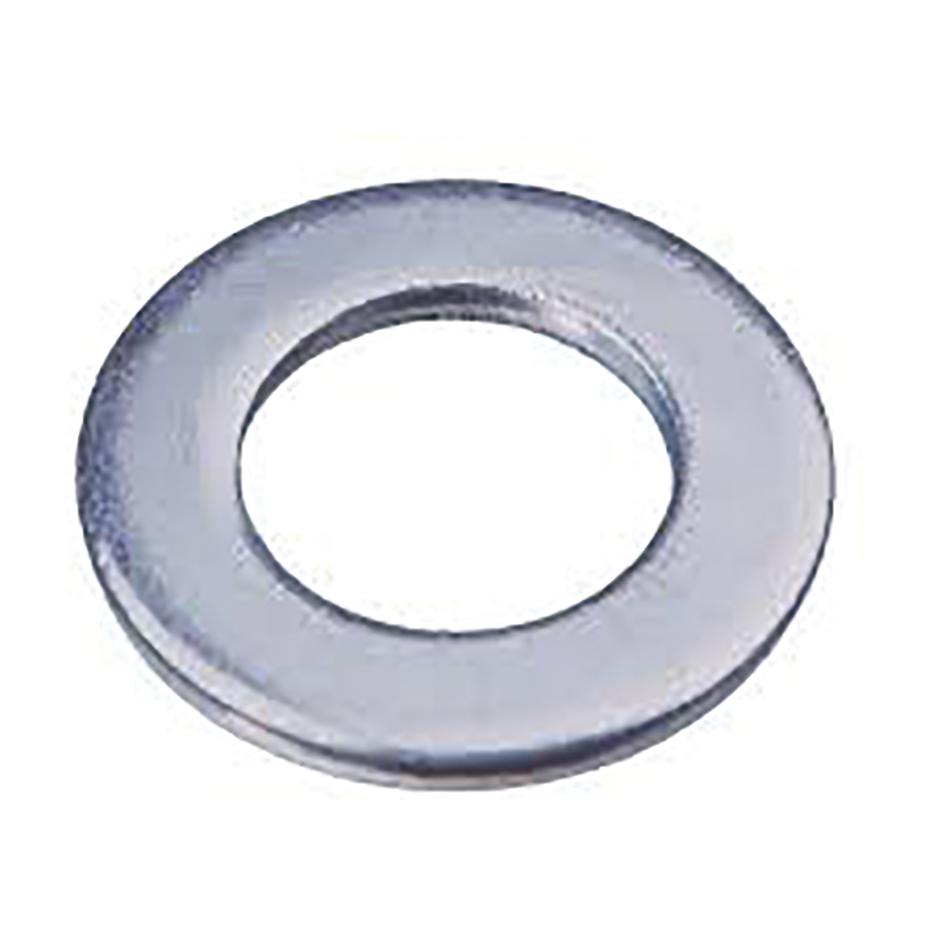 Unterlegscheibe, Stahl, DIN 125