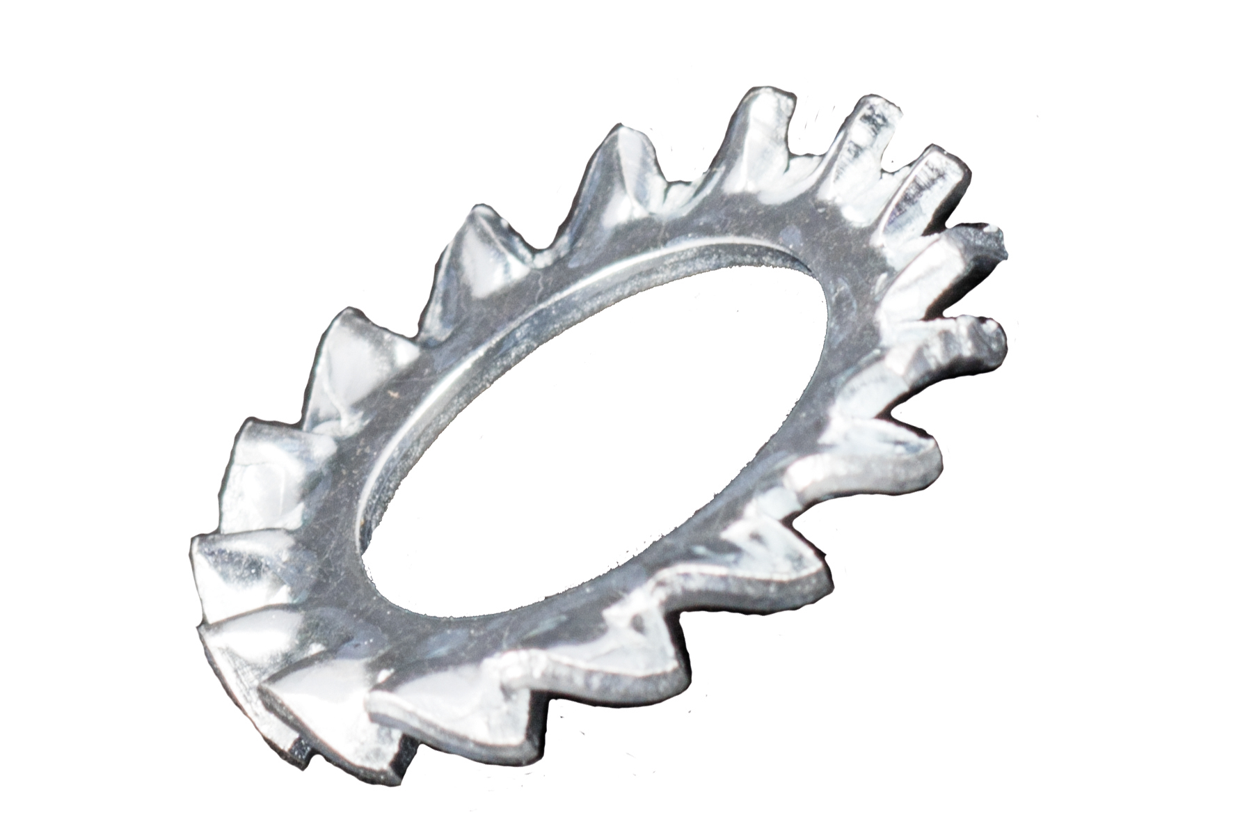 Fächerscheibe, Stahl