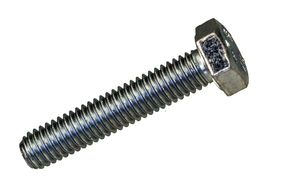 Maschinenschraube, Stahl