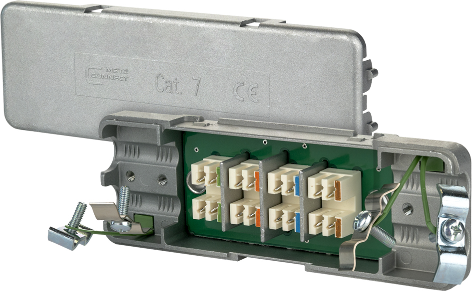 Kabelverbinder Cat.7
